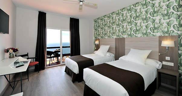 Hotel Salobeña Suites**** de Salobreña