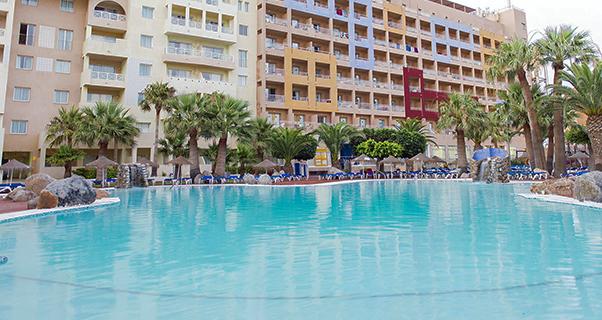 Hotel Ohtels Fénix Family**** de Roquetas de Mar