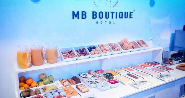 MB Boutique Hotel*** de Nerja