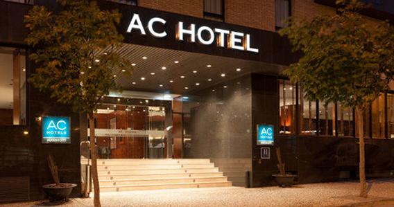 Hotel AC Los Enlaces**** de Zaragoza