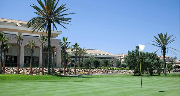 HOTEL AR Golf Almerimar***** de Almerimar