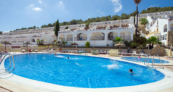 Hotel Imperial Park Spa & Resort*** de Calpe