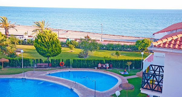 Hotel ELE La Perla*** de Carchuna-Motril