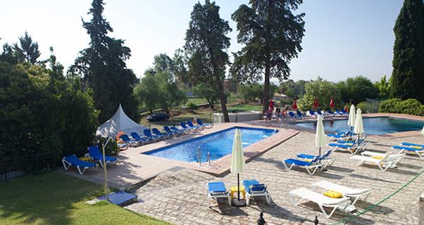 Hotel Abetos del Maestre Escuela*** de Córdoba