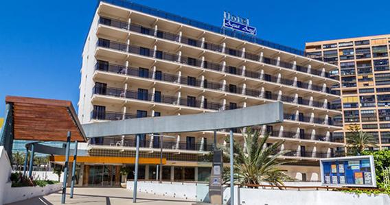 Hotel Agua Azul*** de Benidorm