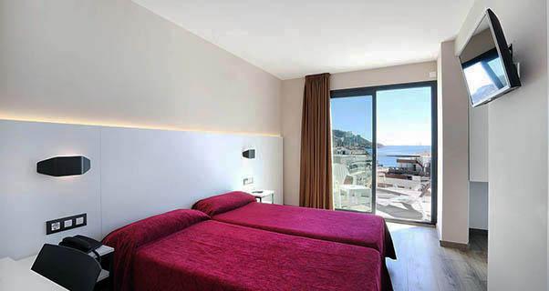 Hotel Alameda*** de Benidorm