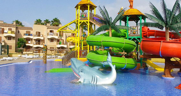 Albir Garden Resort y Aquapark*** de Alfaz del Pi