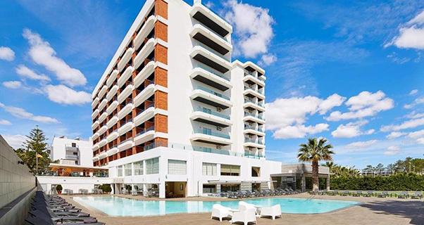 Alcazar Beach And Spa**** de Monte Gordo