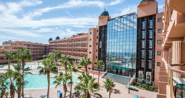 Hotel Alegría Colonial Mar**** de Roquetas de Mar