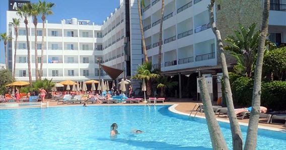 Hotel Aligria Pineda Splash**** de Pineda de Mar
