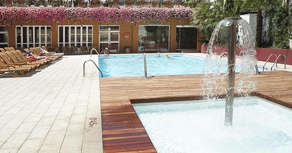 Hotel Alegría Plaza París**** de Lloret de Mar