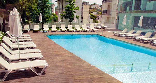 Hotel Alegría Sun Village*** de Lloret de Mar
