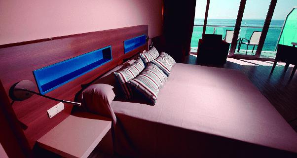 Hotel Allon Mediterranea**** de Villajoyosa