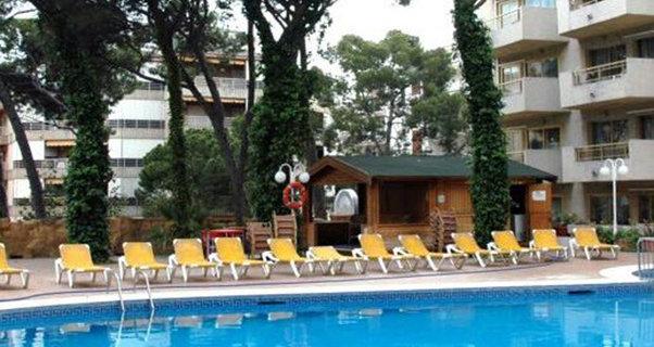 Aparthotel Almonsa Playa** de Salou