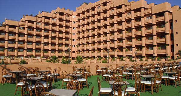 Almuñécar Playa Spa Hotel***** de Almuñécar