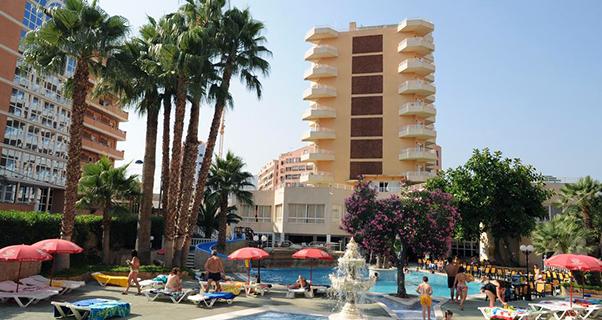 18 HASTA EL 25% DE DESCUENTO POR RESERVA ANTICIPADA EN HOTEL 4 ESTRELLAS