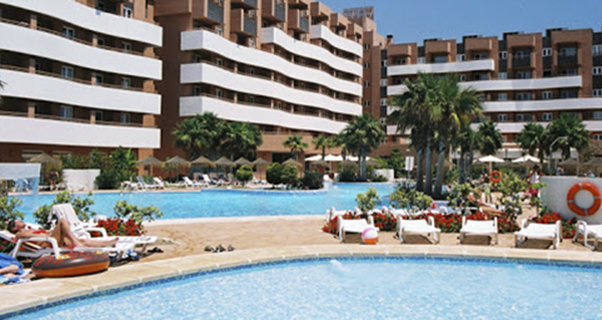 Hotel Apartamentos Arena Center**** de Roquetas de Mar
