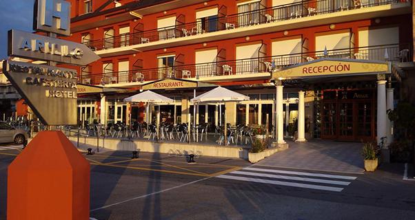 Hotel Arillo** de Noja