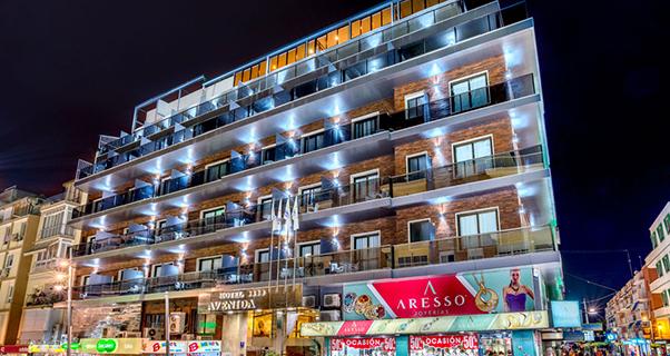 Hotel Avenida**** de Benidorm