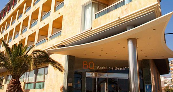 Hotel BQ Andalucía Beach**** de Torre del Mar