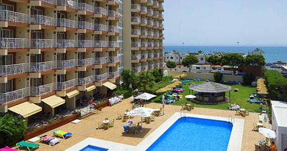 Hotel Med Balmoral** de Benalmádena