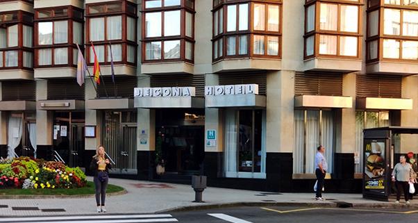 Hotel Begoña Centro*** de Gijón