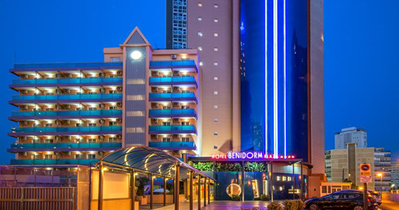 Hotel Benidorm Plaza**** de Benidorm