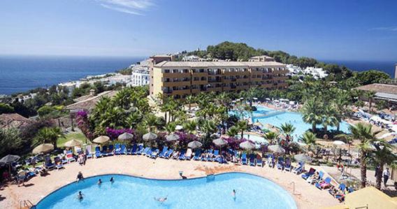 Hotel Best Alcázar**** de Almuñécar