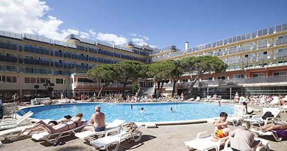 Hotel Best Club Cap Salou*** de Salou