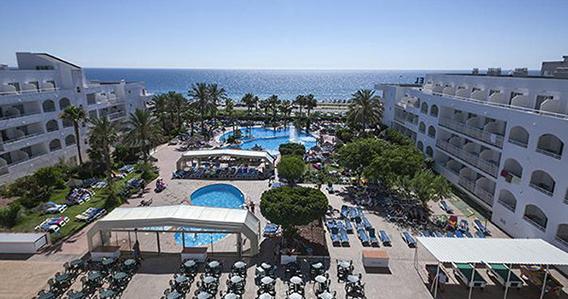 Hotel Best Oasis Tropial**** de Mojácar