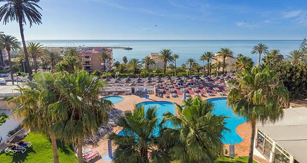Hotel Best Siroco**** de Benalmádena
