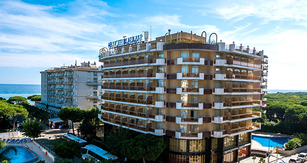 Hotel Blaumar**** de Blanes