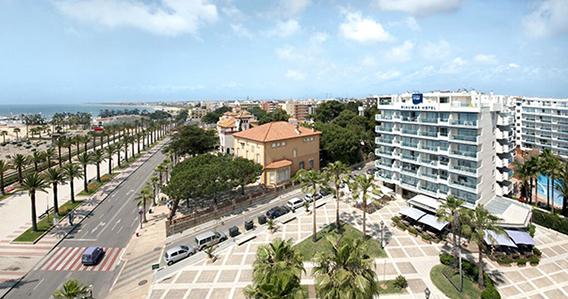 Hotel Blaumar**** de Salou