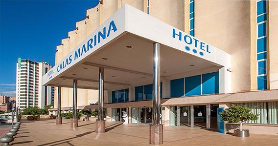 Hotel Blue Sea Calas Marina*** de Benidorm