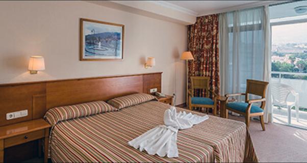 Hotel Blue Sea Interpalace**** de Puerto de la Cruz