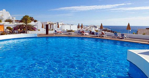 Hotel Bluebay Bellevue Aquarius*** de Puerto del Carmen