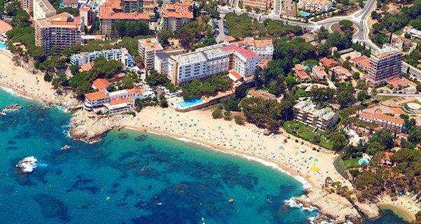 Hotel Caleta Palace**** de Playa de Aro
