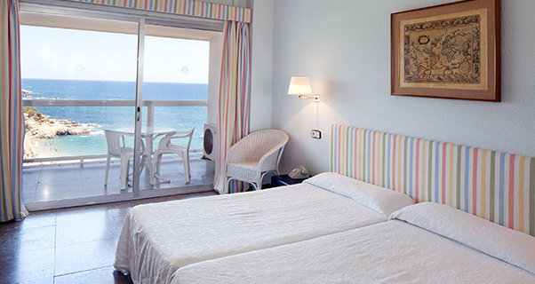 Hotel Caleta Palace**** de Platja d'Aro