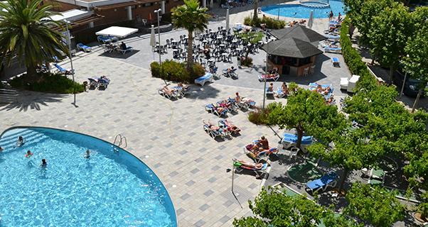 Hotel California Garden*** de Salou