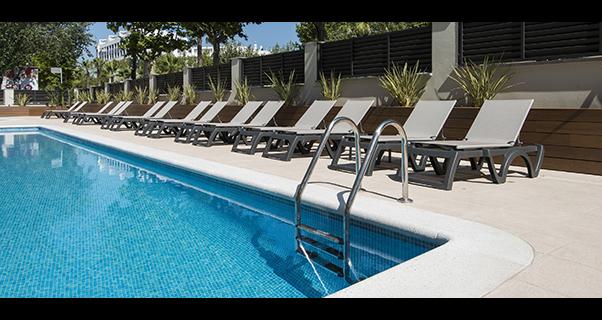 Apartamentos California de Salou
