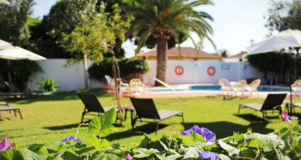 Hotel Campomar Playa*** de El Puerto de Santa María