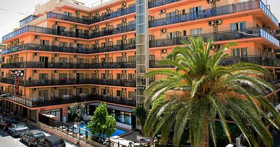 Hotel Camposol** de Benidorm