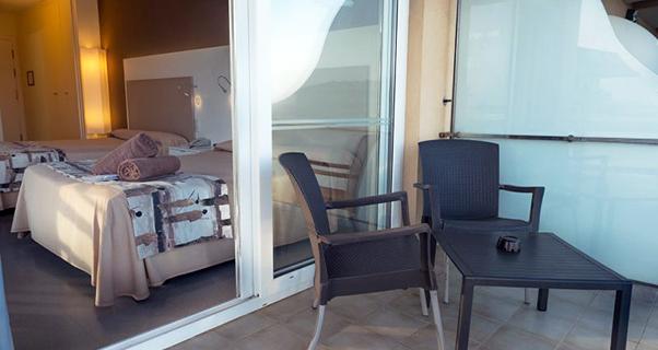 Hotel Caprici Verd**** de Santa Susanna