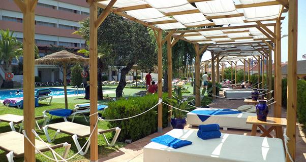 Hotel Ohtels Carabela Beach & Golf**** de Matalascañas
