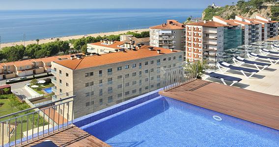 Hotel Catalonia*** de Calella
