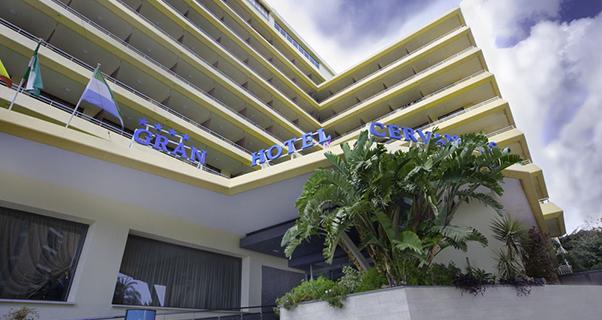 Hotel Blue Sea Cervantes**** de Torremolinos