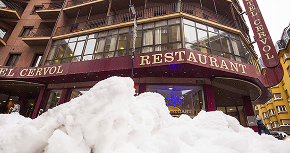Hotel Hotansa Cervol**** de Andorra La Vella