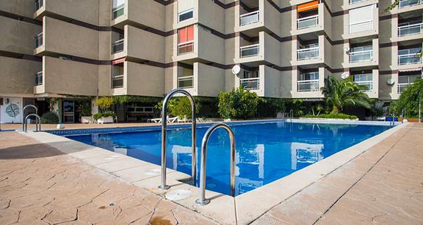 Apartamentos Apal Chinasol de Almuñécar