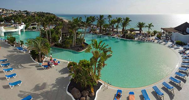 Hotel Club Jandía Princess**** de Pájara-Fuerteventura