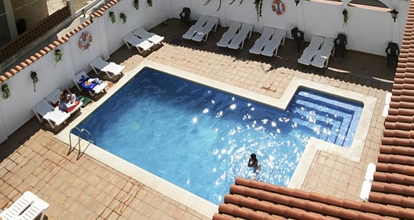 Hotel Comarruga Platja*** de Comarruga